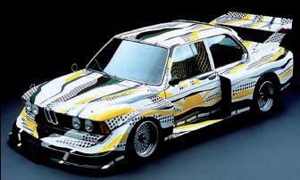BMW 320 von Roy Lichtenstein