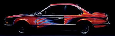 BMW 635 Csi von Ernst Fuchs