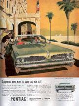 Pontiac Anzeige (1958)