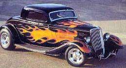1934er Ford