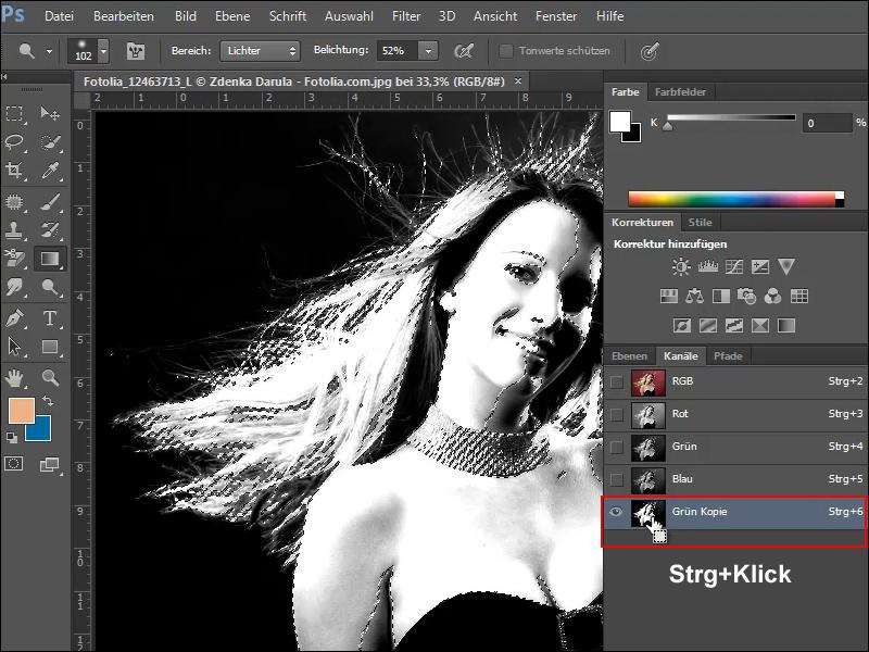 maske erstellen photoshop