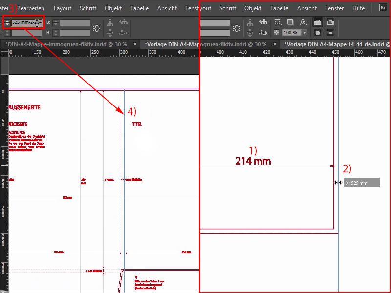 InDesign überdrucken: Druckveredelung mit Relieflack | InDesign ...