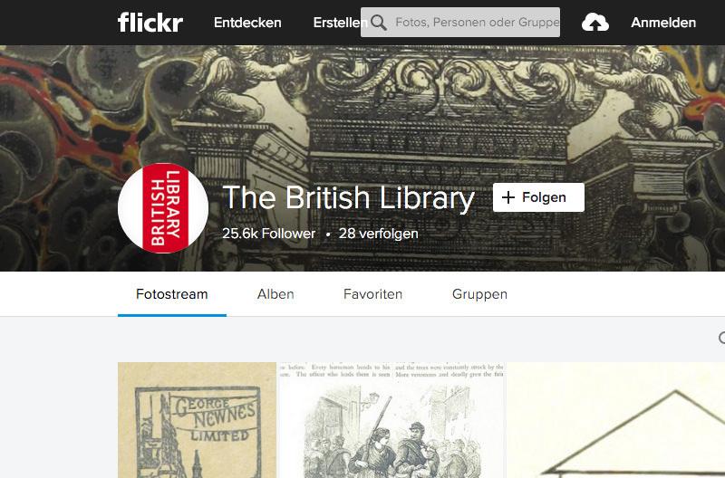 Screenshot: flickr.com/photos/britishlibrary