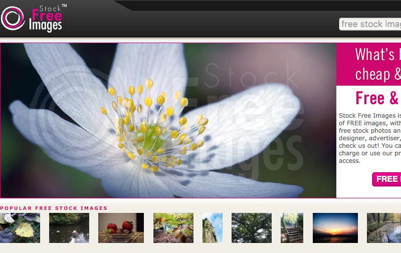 Screenshot: stockfreeimages.com