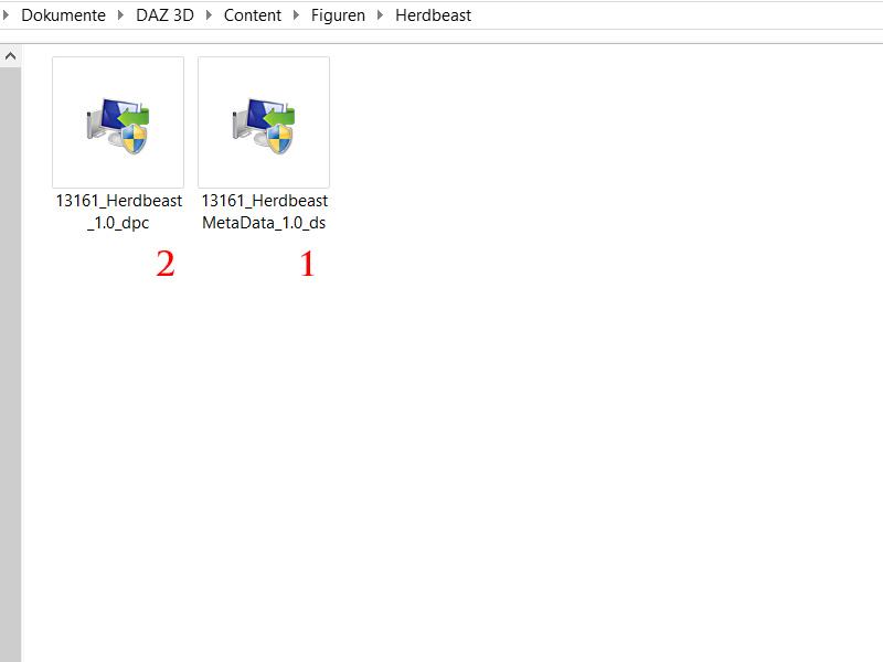 Datei-Endungen