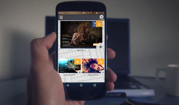 Commag-App