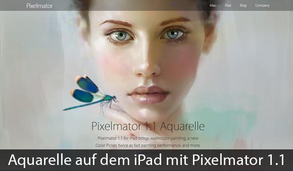 Pixelmator 1.1