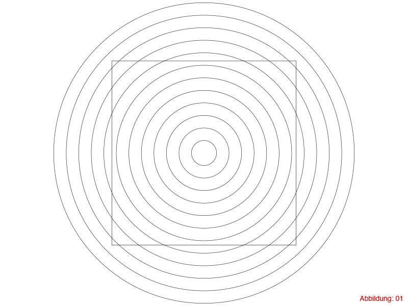 Optische Illusionen Optische Täuschungen Zeichnen Illustrator