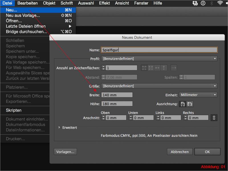 Illustrator 3D – 3D Zeichnungen erstellen – Illustrator 3D Objekte ...