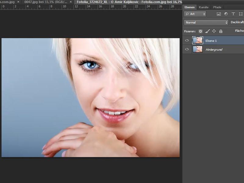 Bild hintergrund andern photoshop app