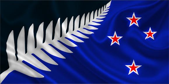 Neue Flagge