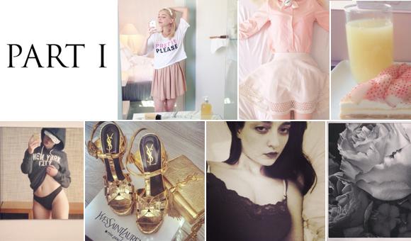 Instagram-Bilder Amalia Ulman