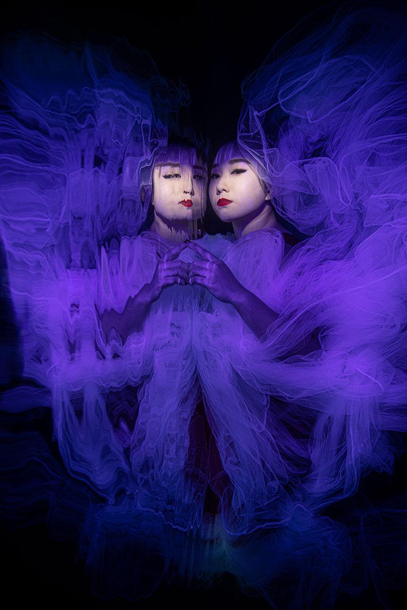 """© Lilian Koh/UPY2020: """"Butterfly Effect"""", 1. Platz in der Kategorie """"Portrait"""""""