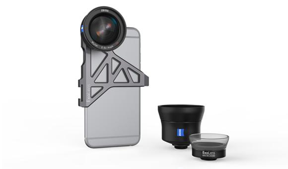 Zeiss Smartphone-Objektive