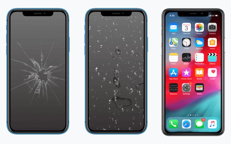 Screenshot Dr. Fone: Der iOS-Datenfallschirm für den Fall der Fälle.