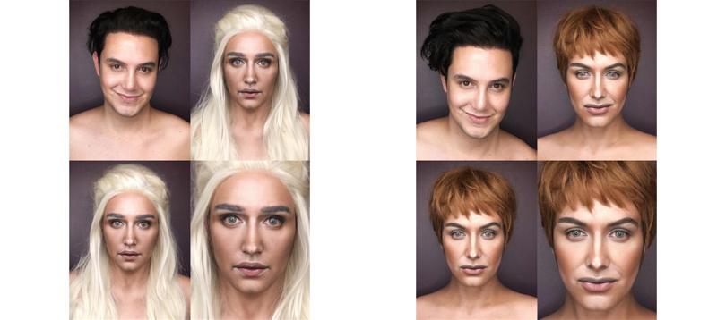 Game of Thrones Verwandlung