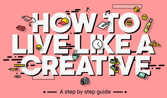 Kreatives Leben