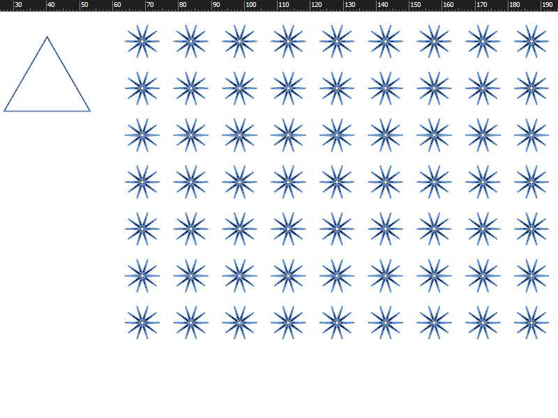 Polygon-Werkzeug in InDesign: schnell zum gewünschten Polygon