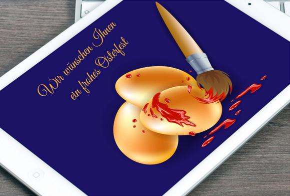 Osterillustrationen