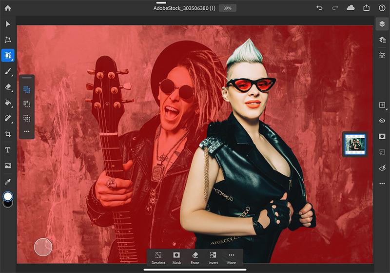 Photoshop für das iPad