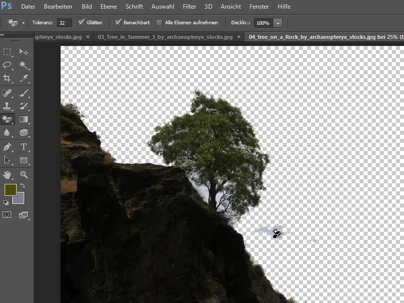 Tutorial Freistellen von Bäumen - mit diesen Tricks eine Leichtigkeit