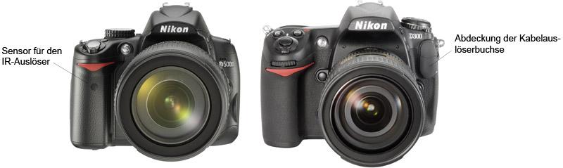 Die Möglichkeit für dne Anschluss eines IR- oder Kabelauslöser sollte die ideale Makrokamera besitzen.