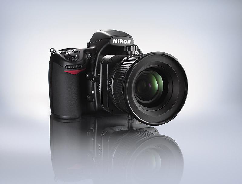 Spiegelreflexkamera mit Macroobjektiv