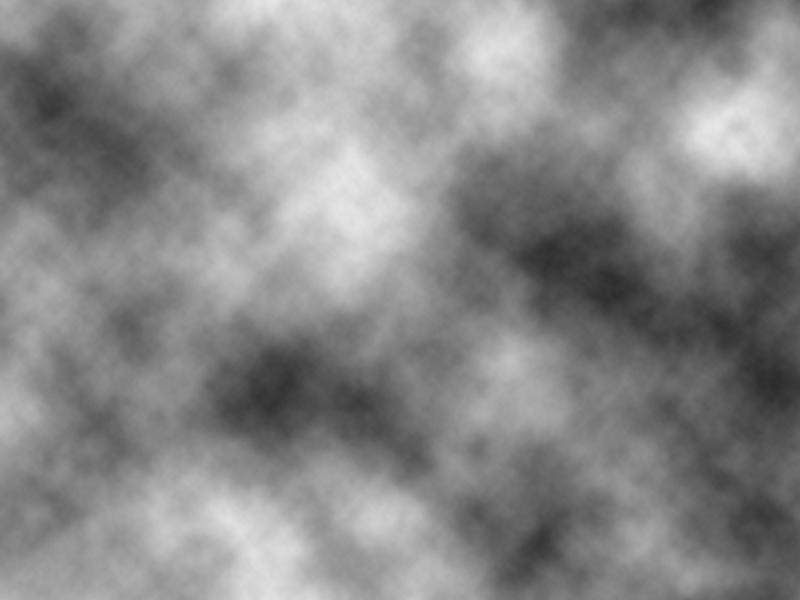 Wolkenfilter angewendet