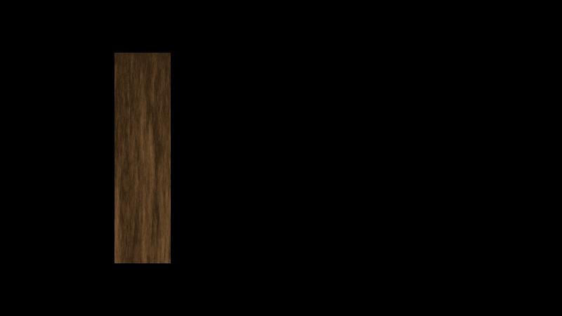 Holz dank Fasern