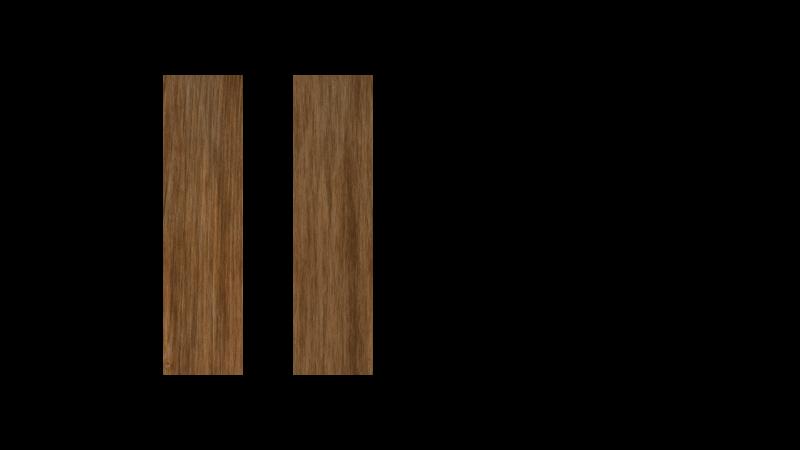 Holz-Variante