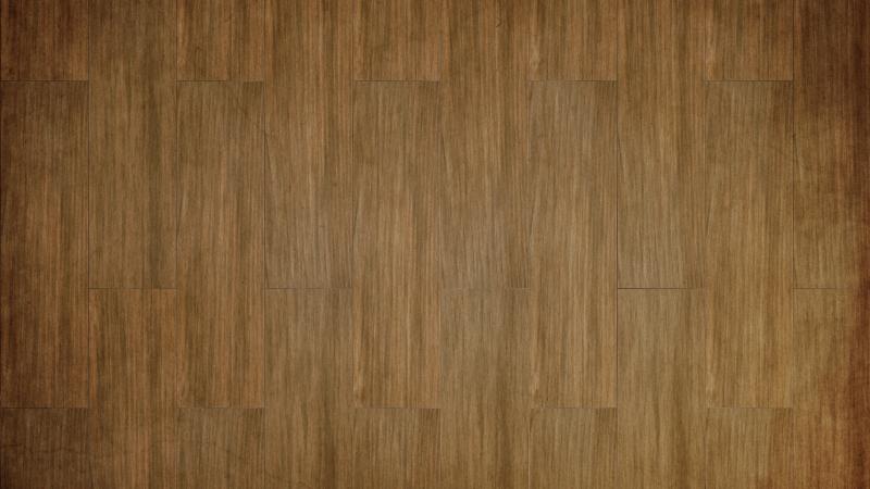 Optimierte Holzfläche