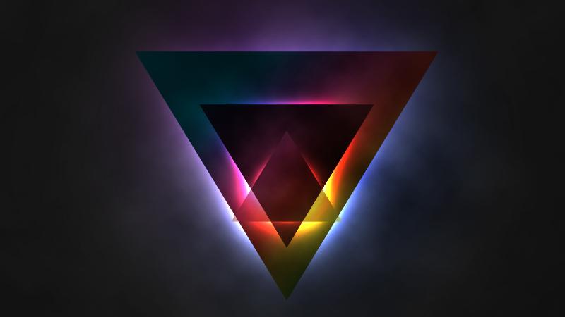 Mehrere Dreiecke