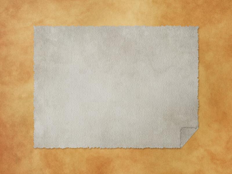 Papierstruktur gestalten