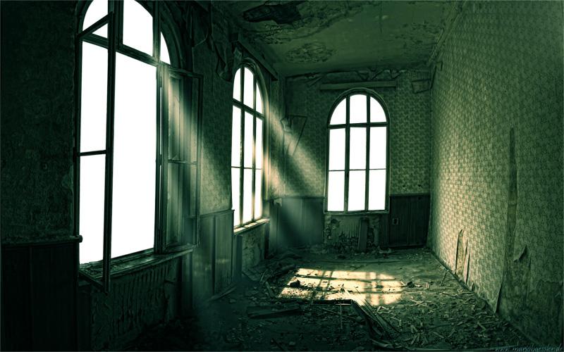 Raum ohne Fenster nach Variation