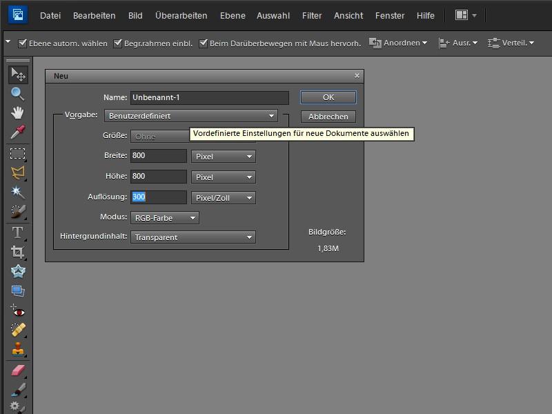 Matrix-Hintergrund erstellen in Photoshop Elements | Photoshop ...