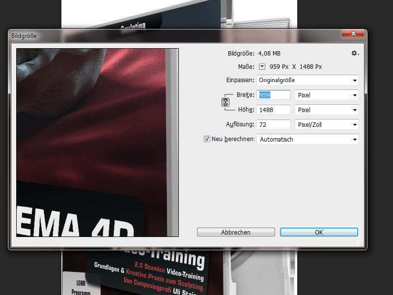 Neue Funktionen in Photoshop CC: Allgemeines und Verbesserungen für ...