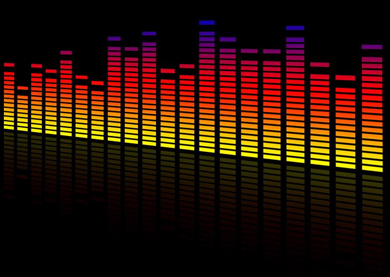 Soundpegeleffekte f r flyer und wallpaper for Wallpaper erstellen