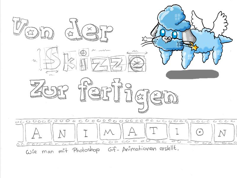 Tutorial Von der Skizze zur Animation - Animationen, Animationen ...