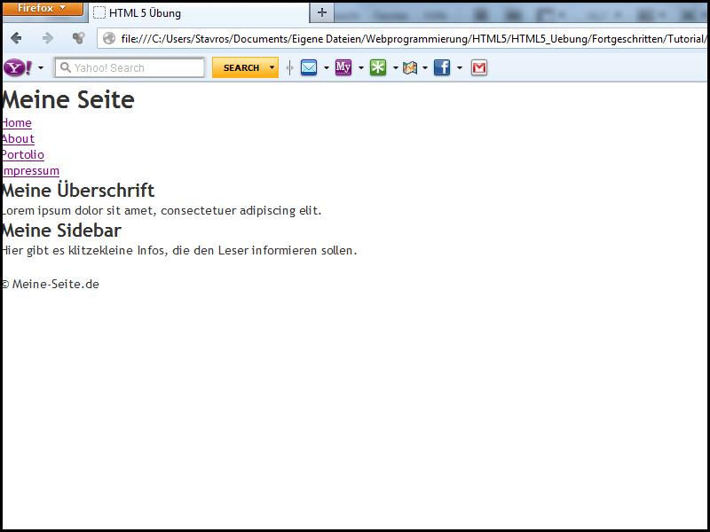 Beste Grundlegende Webvorlage Zeitgenössisch - Dokumentationsvorlage ...