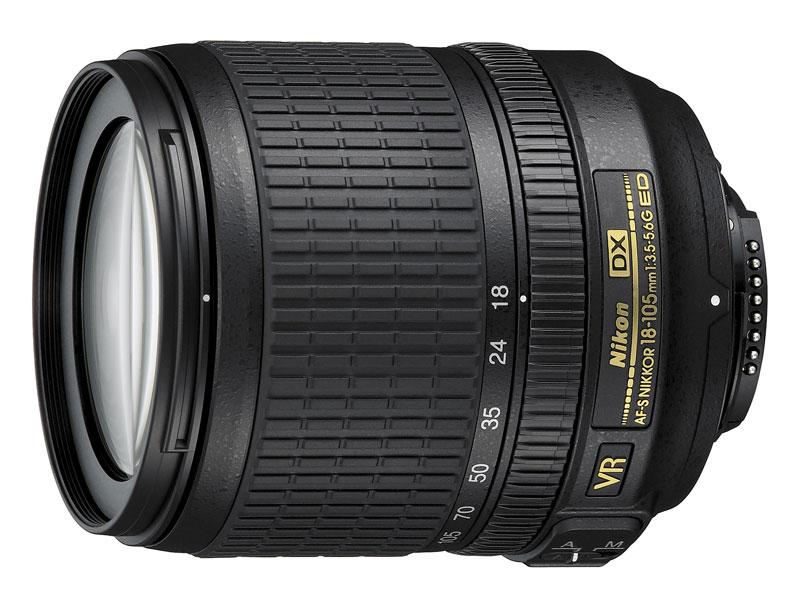 Nikon 18-105