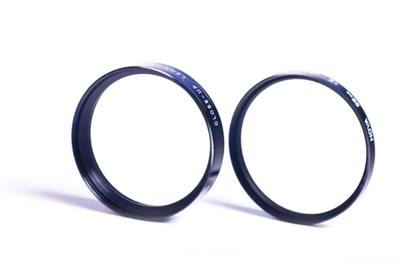 Leichte Nahlinsen im Bereich von +2 oder +4 Dioptrin sind eine sinnvolle Ergänzung für Kompaktkameras oder für SLR-Kameras, wenn Sie nicht über ein Makro-Objektiv verfügen.