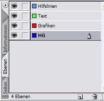 Ebenen-Palette
