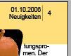 Tabelle mit Seitenzahl