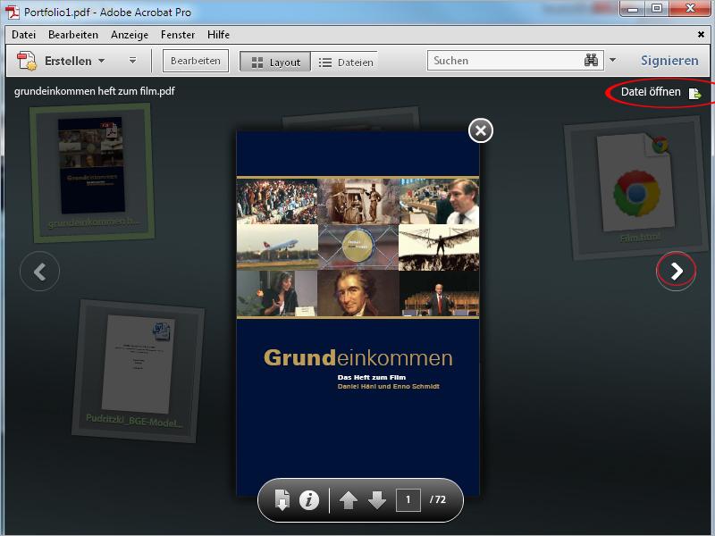 embed videos in a pdf acrobat