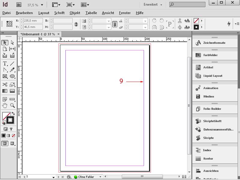 InDesign Einführung: Überblick über InDesign | InDesign-Tutorials.de