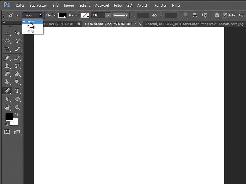 Pfaderstellung mit Adobe Photoshop CS6   PhotoshopTutorials.de