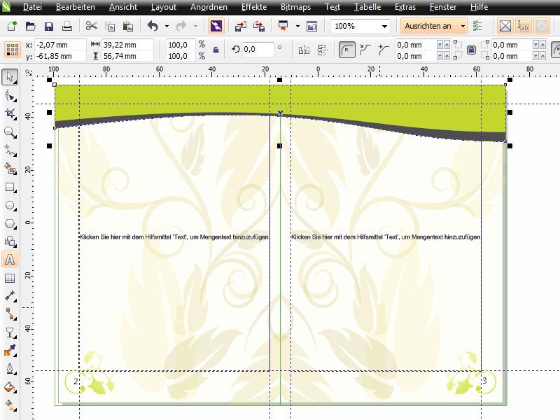 CorelDRAW X6 Praxis - Broschüren erstellen | Corel-Tutorials.de
