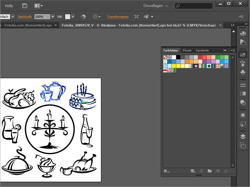 Speisekarte Selbst Gestalten In Adobe Indesign Indesign Tutorials De