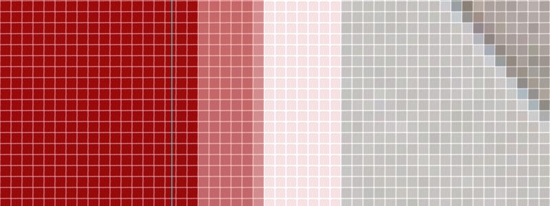Hilfslinie lösgelöst vom pixelraster