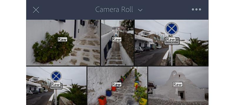Lightroom für iOS 2.4 und Lightroom für Android 2.1